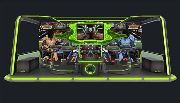Omni Arena VR 5-player