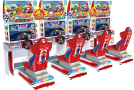 "Japan To Receive ""Go! Go!"" Update To Mario Kart Arcade GP DX"