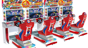 "Japan To Receive ""Go! Go!"" Update To Mario Kart Arcade GP DX"