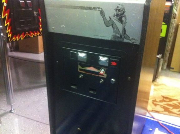 Invisible Monsters Cabinet