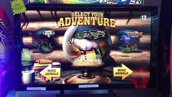 Big Buck HD Wild Gemsbok update