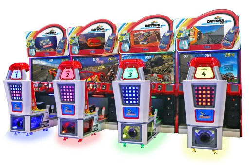 Daytona Championship USA Officially Released To Arcades