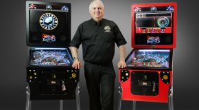 Newsbytes: Heighway Pinball Shake-up; Firepower Pin Upgrade; Holy Grail; The Simpsons + More