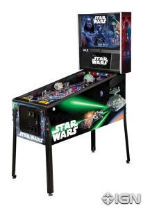 Stern Star Wars Pinball Premium