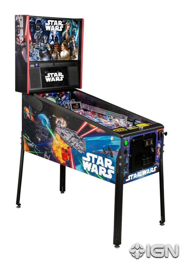 Stern Star Wars Pinball Pro