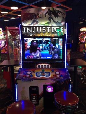 Injustice Gods Among Us Arcade On Test