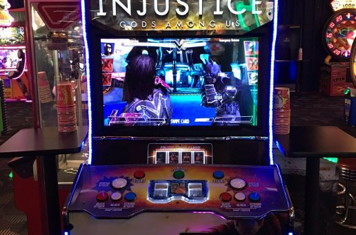 Injustice: Gods Among Us Coming To Arcades Via Raw Thrills