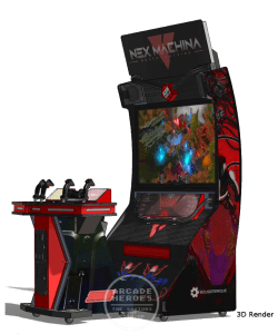Nex Machina Death Machine Arcade by Housemarque and Raw Thrills
