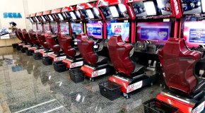 Japanese Arcades Galore! Sega World Drivers Championship; Border Break Zero Plus; Gitadora Matixx; Bombergirl; Ultra Street Fighter IV & More!