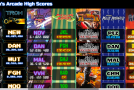 New For Tracking Game Room Scores: iScored