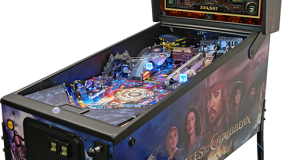 Pirates of the Caribbean Pinball (Jersey Jack) Now In Production