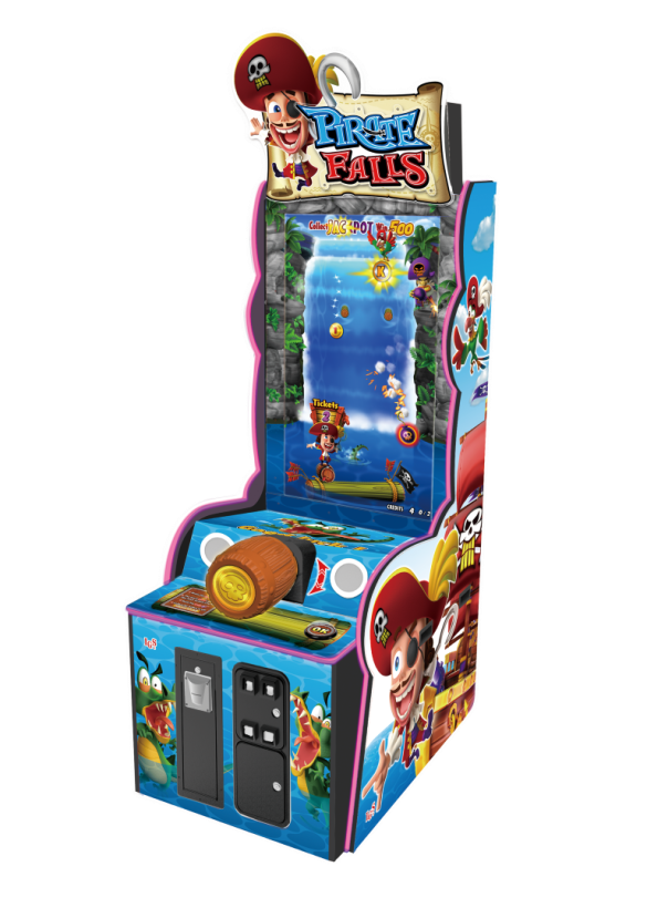 Pirate Falls by Sega Amusements