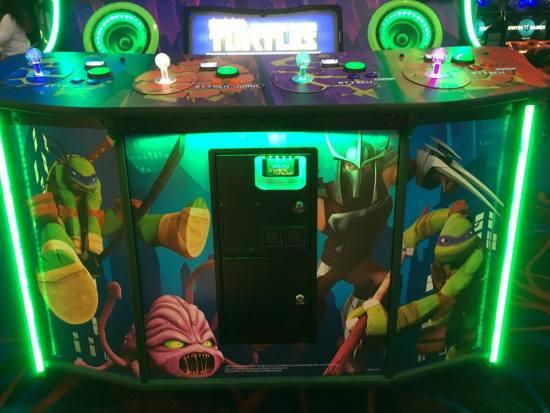 TMNT Front panel