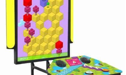 IAAPA 2017: Coastal Amusements Adding 'Qubes' To Their Videmption Arcade Series