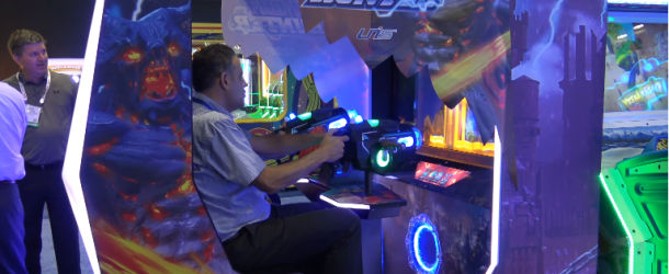 IAAPA 2017: Night Hunter; World's Fastest Drummer; Qubes; Tight Rope
