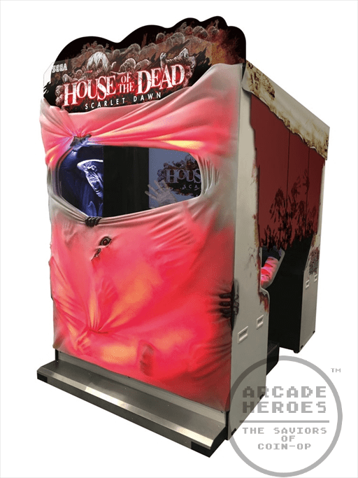 House Of The Dead Scarlet Dawn Arcade Game by Sega