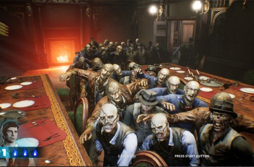 Sega To Begin Testing House Of The Dead Scarlet Dawn This Friday