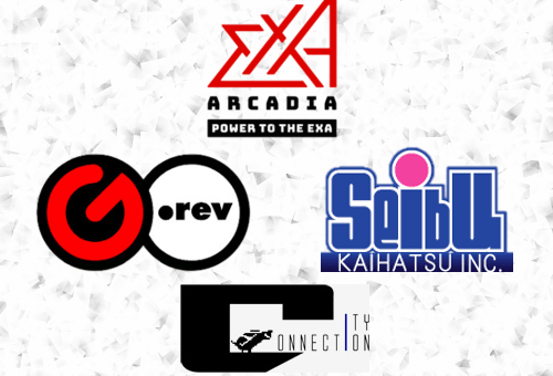 ExA Arcade Board Gains Support From G.Rev, Seibu Kaihatsu & City Connection