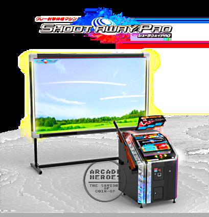 Shoot Away Pro by Bandai Namco Amusements