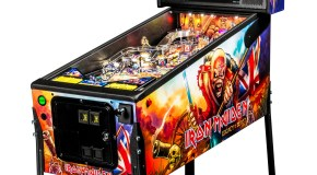 Stern Pinball's Iron Maiden: Legacy Of The Beast Revealed