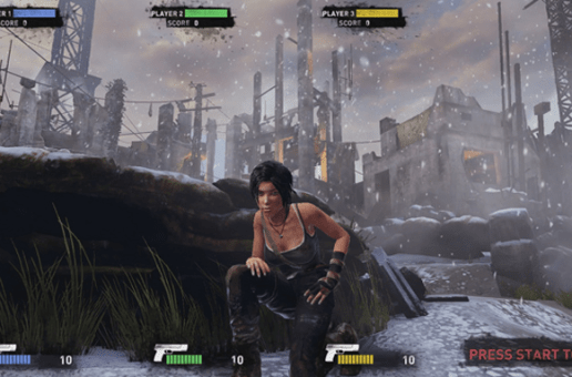 Tomb Raider Arcade Now Available To Order; Shipping Early May