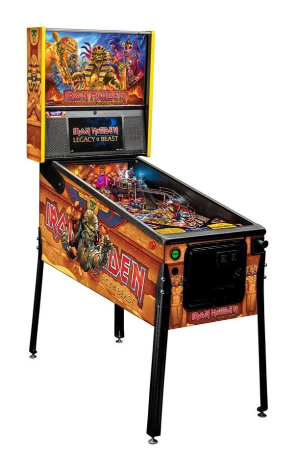Iron Maiden Premium Cabinet