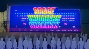 Taito Celebrates 40 Years Of Invader Blasting With Space Invaders Gigamax