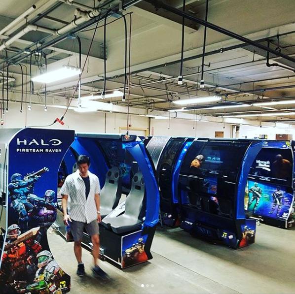 Halo: Fireteam Raven Floor Production