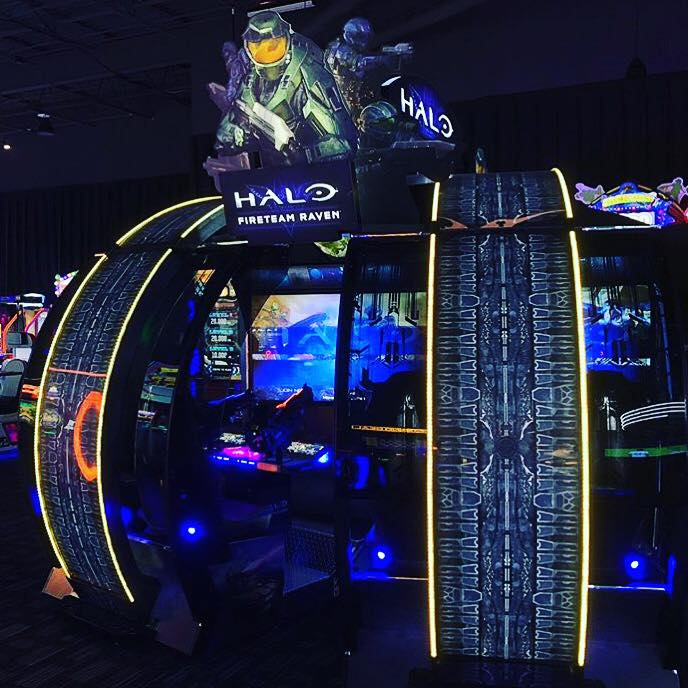 Halo: Fireteam Raven Arcade