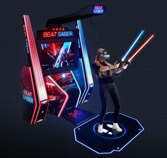 Beat Saber Arcade