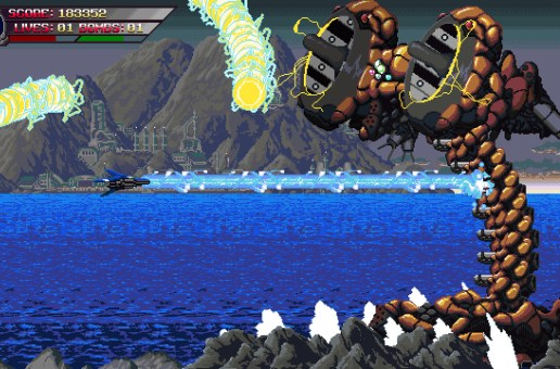 Devil Engine Announced For Arcades Via Exa-Arcadia