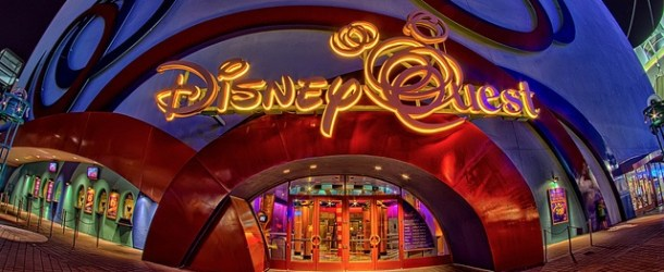 Defunctland: A Brief Look At The History Of Gameworks & DisneyQuest