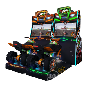 ATV Slam 2-player linked model