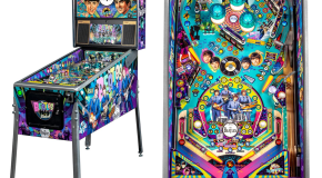 More Details On The Beatles Pinball Emerge