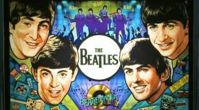 "Stern & Ka-Pow Pinball Reveal ""The Beatles – Beatlemania Pinball"""