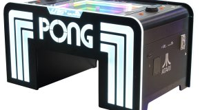 UNIS Reveals The Atari PONG Arcade Table (UPDATED)