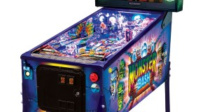 Monster Bash Remake Pinball Revealed