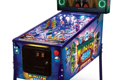Monster Bash Remake Pinball Revealed