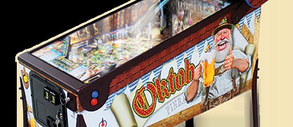 American Pinball Launches Oktoberfest: Pinball On Tap