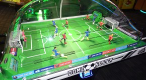 Super Kixx Pro Dome Soccer by ICE Spotted at Dave & Busters Buffalo, NY