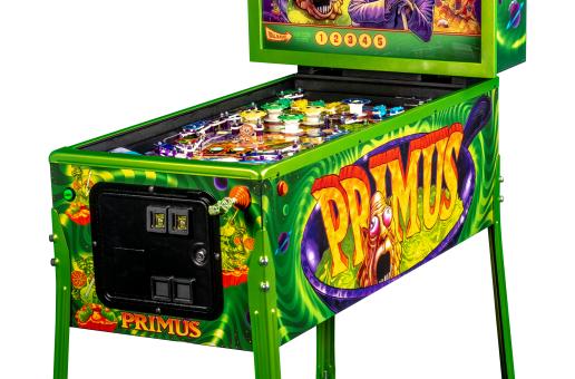 Newsbytes: Primus Pinball; Donkey Kong Score; Kraut Buster Testing; Armed & Gelatinous; IAAPA & More