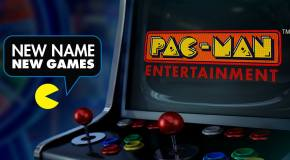Namco USA Arcade Operations Expanding & Re-branding As Pac-Man Entertainment
