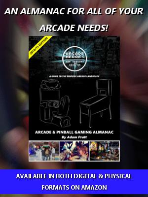 Arcade Heroes Arcade Almanac Promo