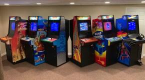 Newsbytes: E3 & Home Arcade Mania; Old Arcade Footage; SFV Arcade To Round1 & More
