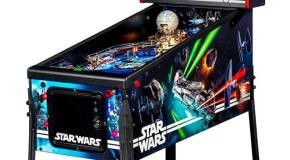 Stern Pinball Unveils A Home Model For Star Wars