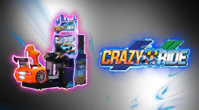 The Spirit of Crazy Taxi Lives On With UNIS' Crazy Ride