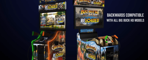Raw Thrills Unveils Big Buck Hunter Reloaded, Coming In 2020
