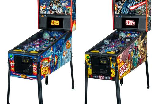 Newsbytes: Star Wars Pin Goes Comic; MaxiTune 6R; High Score Girl II;