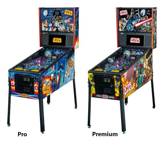 Star Wars Comic Art machines