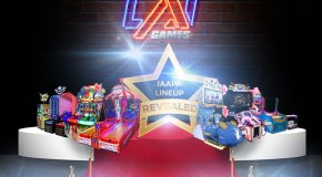IAAPA 2019 Unveils & Teases: LAI Games & ICE